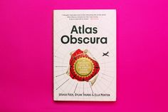 Check out Atlas Obscura from Verge's 2016 Holiday Gift Guide http://www.theverge.com/a/holiday-gift-ideas-2016?utm_medium=social&utm_source=pinterest#atlas-obscura