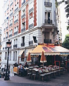 "1,091 Likes, 13 Comments - Paris x France (@wonderlust.paris) on Instagram: ""Dinner outside in Paris is so fun! As soon as it gets even the tiniest bit warm, everyone acts like…"""