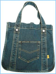 Denim bag inspirations