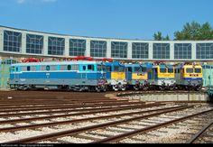 RailPictures.Net Photo: V43 1001 Hungarian State Railways (MÁV) V43 at Budapest, Hungary by Balázs Bálint