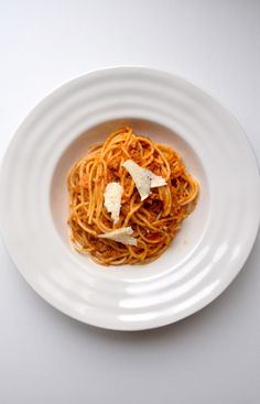 When Ninjas cook • Spaghetti Alla Bolognese