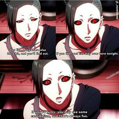 Tokyo ghoul Uta~HE IS SO ADORABLE HOW COULD U NOT LOVE HIM