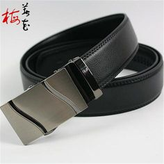 Aliexpress.com : Buy Promotion!Men Automatic Belt Leather Brand Designer  Black/Brown  High Quality Cheaper Male Strap 130cm Long Belts Free Shipping from Reliable brand name purses for cheap suppliers on YanYang International Company Ltd. Brand Name Purses, Waist Belts, Cheap Purses, Black And Brown, Promotion, Branding Design, Free Shipping, Leather, Stuff To Buy