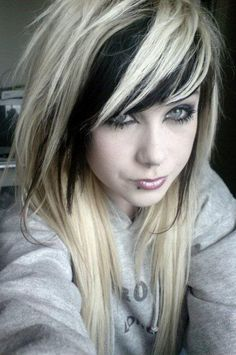 Blonde Hair From Black