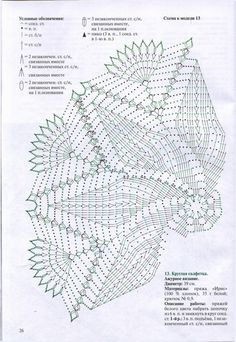 World Crochet Napkin 426 Filet Crochet, Art Au Crochet, Crochet Round, Crochet Home, Thread Crochet, Crochet Stitches, Blanket Crochet, Motif Mandala Crochet, Crochet Doily Diagram
