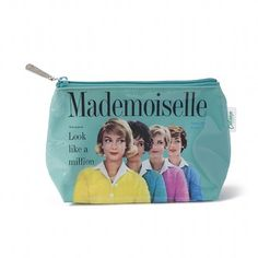 Mademoiselle Make-Up Bag