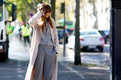 Street Style: Afternoon in Paris at PFW