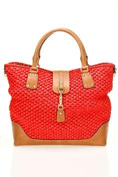 Gucci Santa Monica Tote In Cognac & Red- Pleassssseeeeee...pretty pretty please!!!