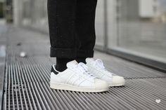 J'aime tout chez toi - Minimal streetwear - Adidas Superstar