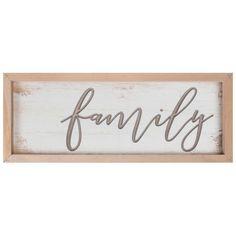 P GRAHAM DUNN Family Roots Grow Deep Whitewash 9.5 x 22 Wood Decorative Bread Board Wall Plaque