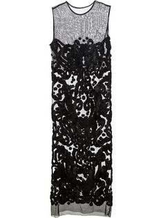 Shop H. Lorenzo X Dongliang Ms MIN embroidered sheer dress in H. Lorenzo from the world's best independent boutiques at farfetch.com. Shop 300 boutiques at one address.