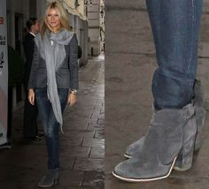 ShopStyle Loves Suede Ankle Boots