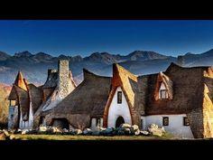 Castelul de Lut din Valea Zânelor [de vizitat in Sibiu] - YouTube