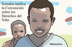 #Somalia ratifica la Convención sobre los Derechos del Niño #dibunoticias #cdn #derechosinfancia
