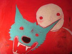 in love with the wolf boy / ruth allen / jan 14