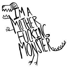 """Leah Flores """"I'm a Monster"""""""