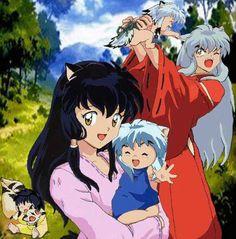 Inuyasha and familya