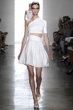 Sfilata Cushnie et Ochs New York - Collezioni Primavera Estate 2014 - Vogue