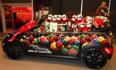 MINI of Concord Christmas Wrap!!!!