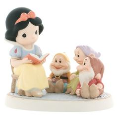 """Precious Moments Disney Collection """"Gathering Friends Together Is A Wonderful Story""""  Figurine by Precious Moments, http://www.amazon.com/dp/B001VNBN4C/ref=cm_sw_r_pi_dp_G9Bzqb0M2GMMG"""