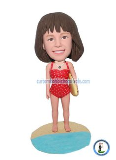 Custom Bobblehead Doll Girl A Surf Board Shop our large selection of Christmas gifts starting at $65 , Unique Christmas designs.GIFTS FOR HIM Searching for the perfect Christmas gifts for him? Look no further! Our ample selection of gifts will leave you spoilt for choice.