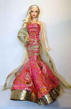 Barbie The Blond de Gala