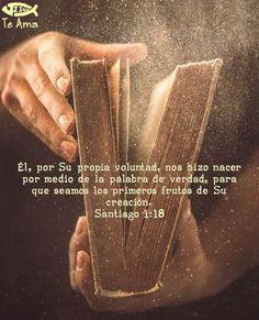Santiago 1:18 facebook.com/jesusteamamgaministries