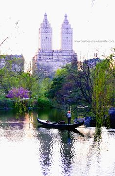 Falling in Love with New York in 3 Days - Loving this romantic scenery in Central Park