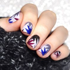 Joli nail-art... #TheBeautyHours