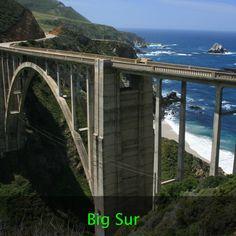 Big Sur uma aventura! - GalileoTur