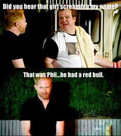 oh phil  modern family