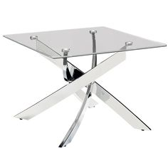 Adler - Square Lamp Table | Tables | Dining Room