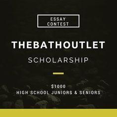 The Bathoutlet Scholarship