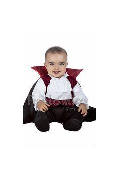 Disfraz para Bebé Vampiro Drácula - Tienda Esfantastica