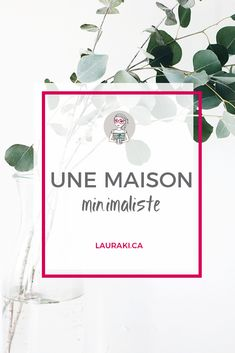 Minimalisme : bilan d'un désencombrement Zero Waste Home, Sustainable Living, Natural Living, Organizer, All You Need Is, Feng Shui, Improve Yourself, Place Card Holders, Apartment Therapy
