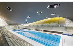 Finalistas Premio RIBA Stirling Prize 2014 |  London Aquatics Centre