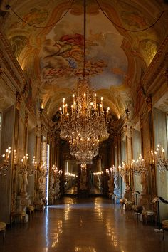Genoa - Palazzo Reale, via Flickr.