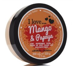I Love Mango  Papaya Nourishing Body Butter 200ml * This is an Amazon Affiliate link. Click image for more details.