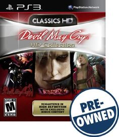Devil May Cry: HD Collection - PRE-Owned - PlayStation 3