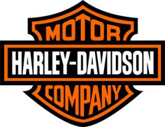 Vote the Harley Davidson logo