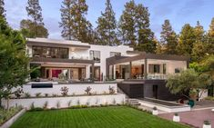 Fashion Mogul's Beverly Hills Contemporary Home is Listed For $44 Million