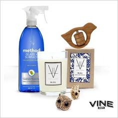 2012 MindBodyGreen Holiday Gift Guide - Vine.com's Eco-Friendly Products!