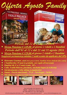Viola Palace Hotel  Offerta Agosto Family Offerte ed agevolazioni dedicate alle famiglie  http://www.violapalacehotel.it/vacanzefamiglia/  http://www.violapalacehotel.it/
