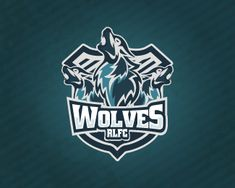 wolves by OLIVERAKOS - Sports Logo - logopond.com - #logo #design