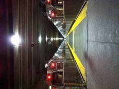 South Shore Line trains Millenium Park Station Chicago