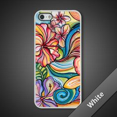 3RDi Galleries • Art Prints & Art Cases for iPhone, iPad, & Galaxy — Tropic Spring - iPhone 5 Case