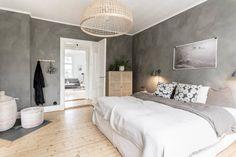Kalkfärg Home Bedroom, Bedrooms, Apartment Interior, Furniture, Ideas, Home Decor, Interior Design, Bedroom, Home Interior Design