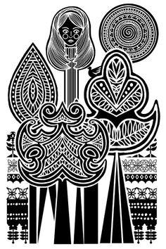 Alice's Adventures in Wonderland by Poonam Mistry. 2010 - poonam-mistry.com