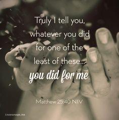 A Sunday Scripture