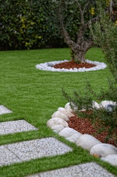 #Artificialgrass Garden -- Love the point of view this photo was shot from! #photography